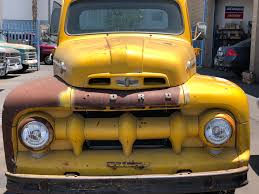 100 Pickup Truck Rentals Orange County CA Classic Prop Stylized