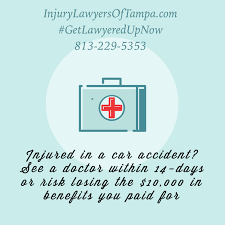 100 Truck Accident Attorney Tampa Florida 14 Day PIP Law 8132295353 Personal Injury