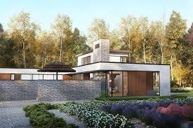 100 Modern Villa Design A Concrete Interior And Exterior