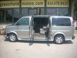 2004 Chevrolet G1500 For Sale In Milwaukee WI