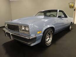 1984 Chevrolet El Camino For Sale #2090661 - Hemmings Motor News 1959 Chevrolet El Camino Classics For Sale On Autotrader 1957 Ford Ranchero Vs Motor Trend Pin By Joseph Poso Pinterest Camino Chevy And Cars A That Could Serve As A Car Or Pickup Truck 1966 Sale Near O Fallon Illinois 62269 1967chevtelcaminossfrontanglejpg 20481360 Vehculos Look Back At The Evolution Of Truc Genius Ideas 1964 El For Autabuycom Overthetop His Youtube And Whats In Name Parts Project The Hamb Is It Custom Truck Car Hot Rod Network