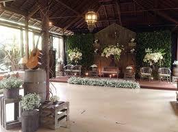 Rustic Outdoor Wedding At Rumah Ranadi