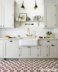 Move Over Subway Tile The Old World Material Making A Comeback by Common Mistakes Folks Make With Their Small Kitchen Laurel Home