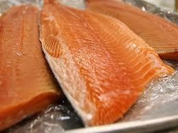 cuisiner filet de saumon filet de saumon au four orange et gingembre dans notre maison