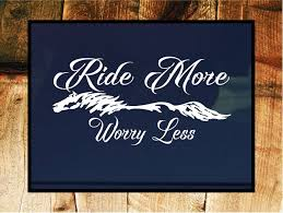 Ride More Worry Less Horse Decal Sticker | Horse Luxury Horse Decals For Car Windows Northstarpilatescom 52017 Ford Mustang Pony Steed Outline Side Stripes Decal Head Trucks Etsy Barrel Racing Rodeo Trailer Vinyl Window Laptop Ride More Worry Less Sticker 2 X Forward Running Horse Decals Awesome Graphics Custom Made Magnetic Signs Reflective Horses Cowboy Mountains Scenery Decal Decals Graphics 82 At Superb Graphics We Specialize In Decalsgraphics And