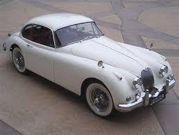 1959 Jaguar XK 150 RARE Classic Fixed Head Coupe Showstopper White