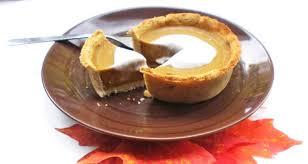 Crustless Pumpkin Pie by Easy Homemade Vegan And Paleo Mini Pumpkin Pie Recipe The Real
