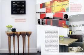 100 Modern Interior Design Magazine New York Spaces Pages 8081 Design New