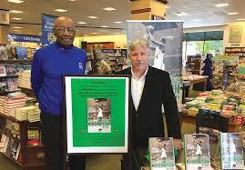 Ten time NBA champion Sam Jones visits Leominster