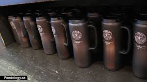It Is A Tourists Hotspot And Always Packed With People Buying Coffee Purchasing The Original Starbucks Mug Their Logo