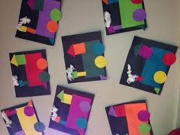Transportation Arts And Crafts Shape Craft Week Train Shapes Colors Lesson Plans