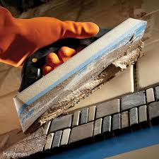 Tile Adhesive Mat Vs Thinset by Tips For Installing Tile Family Handyman