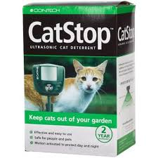 cat stop catstop ultrasonic cat deterrent repellent
