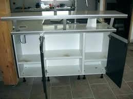 meuble bar de cuisine meuble bar cuisine americaine 9 separation