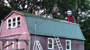 The Itsy Farm Barn Gets A New Roof - YouTube Building A Gambrel Roof Barnshed From Scratch On Vimeo 179 Barn Designs And Plans How To Build 10x12 Tall Style Shed With Loft Youtube Hoosier Happenings All You Ever Wanted To Know About Wisconsin Barn Roof Angles A Gambrel Shed Stuff Rod Needs Roofing Awesome Framing For Inspiring Decoration Quarryville Pa Precise Buildings Angles Calculator Truss Designs Home Blueprints 30038 Vs Gable Which Design Is Best For You 25 Ideas Pinterest Architecture Cool House Cstruction Ceiling Beams And