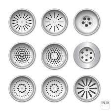 kunststoff entwässerungsgitter für dusche oder waschbecken