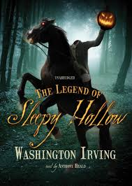 The Haunted Pumpkin Of Sleepy Hollow Rating by The Legend Of Sleepy Hollow Washington Irving Anthony Heald