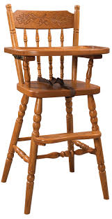 Acorn High Chair - Amish Furniture Connections - Amish Furniture ... Baby Fniture Wood High Chair Amish Sunrise Back Hastac 2011 Sheaf High Chair And Youth Hills Fine Handmade Bow Oak Creek Westlake Highchair Direct Vintage Wooden Jenny Lind Antique Barn Childs Chairs Youtube Modesto Slide Tray Pressback Mattress Store Up To 33 Off Sunburst In Outlet Ethan Allen Hitchcock Baywood With From Dutchcrafters Mission Solid