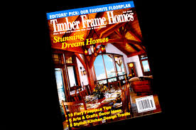 100 Home Design Publications PUBLICATIONS Timber Frame S Magazine On Behance
