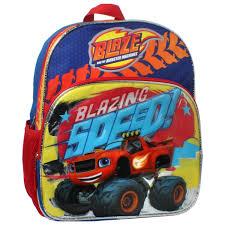 Amazon.com: Medium Backpack - Blaze And The Monster Machines 14