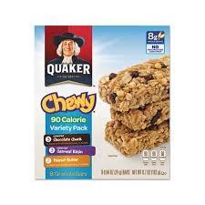 Get Quotations Quaker Oats Company Granola Bars QKR11834