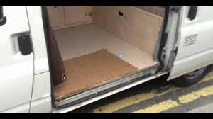 Ford Transit Stealth Campervan DayVan