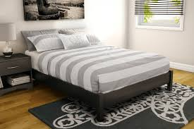 south shore soho collection queen size platform bed walmart canada