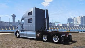 2012 Volvo VNL 780 Truck [Livery] [Add-On / Replace] 1.0 For GTA 5