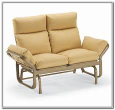 Patio Furniture Loveseat Glider by Patio Furniture Loveseat Glider Home Design Ideas