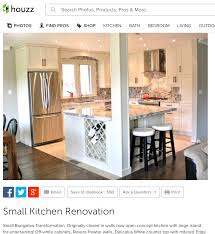 Narrow Kitchen Ideas Pinterest by This Is It The Small Kitchen Reno I Have Been Looking For
