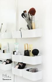 rangement maquillage de 60 idées géniales à copier apartment