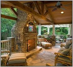 Outdoor Covered Patios