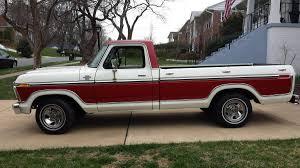 100 1978 Ford Truck For Sale F100 Ranger XLT Sweet S Trucks S