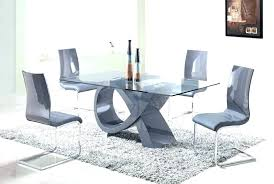 Black Dining Room Furniture Luxury Living Spaces Table Chairs Best Home Chair Decoration Set And Furni