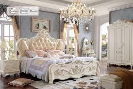doppel bett betten schlafzimmer komplett set garnitur barock rokoko stil neu 910