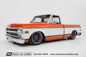 1970 Chevrolet C10 Pro-Touring | Classic Car Studio The 1968 Chevy Custom Utility Truck That Nobodys Seen Hot Rod To 1972 Chevy Pickup For Sale Best Car 2018 Central Sales Classics Chevrolet Automobiles Short Wide Pickup Restoration Call Price Or Questions Trucks For Sale Dennis Parts Chevrolet Trucks Related Imagesstart 0 Weili Automotive Network Chevy 4x4 On Hwy 15 Outside Watkinsville Ga Pete C10 Cst Longbed Frame Off No Dents Matt Kenner Total Cost Involved 19blazer70 1970 Blazer Specs Photos Modification Info At Decode Your Vin Code Gmc Truck
