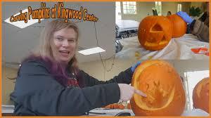 Ohio Pumpkin Festival by Follow Me Kingwood Center Ohio Pumpkin Carving Youtube