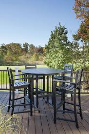 Bar Height Bistro Patio Set by Patio Marvellous High Top Patio Sets High Top Patio Sets Outdoor