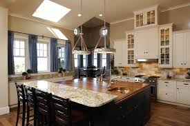 charleston eclectic kitchen design with multi colored tile