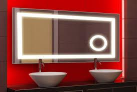 badspiegel power led wandspiegel mit integriertem