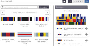 EZ Rack Builder Review Easy Military Thin Ribbons Military