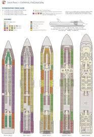 Star Princess Baja Deck Plan by Carnival Fascination Deck Plan Google Search Cruising