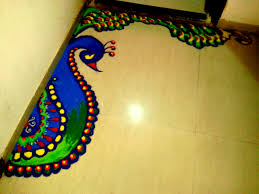 sand colours rangoli arts spot Pinterest