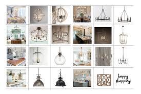 Joanna s Favorite Light Fixtures for Fixer Upper Style