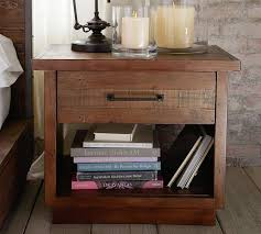 Big Daddy s Antiques Wood Bedside Table