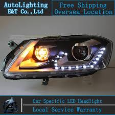 car styling l for vw passat b7 2012 2014 led headlights