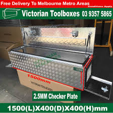 Aluminium Tool Boxes 3 Door Ute Truck Storage Trailer Camper Ute ... Sears Truck Tool Boxes Sale Best Resource Fancy Bed Organizer Diy Slide Out Hi Mount Or Lo Tools Equipment Contractor Talk Weather Box Reviews Buy Alinium 5 Drawer 1220 Mm Wide Online From Magnum Mfg Rgid Toolbox Page 3 Sliding For Replace Your Chevy Ford Dodge Truck Bed With A Gigantic Tool Box 127002 Guard Ca Flush At Cadian Tire