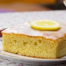 saftiger zitronenkuchen fluffiges rezept living at home