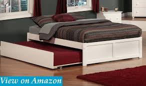 Full Bed Daybed Concord Bed Flat Panel Foot Board Full Size