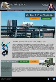Go Trucking Jobs Competitors, Revenue And Employees - Owler Company ... Logistic Business Is A Dicated Wordpress Theme For Transportation Website Template 56171 Transxp Transportation Company Custom Top Trucking Design Services Web Designer 39337 Mears Global Go Jobs Competitors Revenue And Employees Owler Big Rig Ebooks Reviewtop Truck Driver Websites Youtube Free Load Board Truckloads The Uphill Battle Minorities In Pacific Standard 44726 Transco May Work Samples Blackstone Studio Buzznerd Trucks Buzznerdtrucks Twitter
